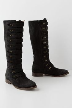 Brass-Tabbed Boots in December 2012 from Anthropologie on shop.CatalogSpree.com, my personal digital mall.