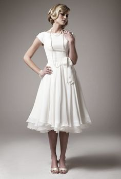 Casual Wedding Dresses 2nd Marriage - Wedding Concepts Ideas