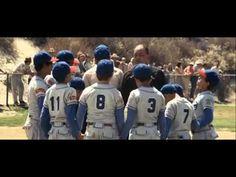 """La película """"El Juego Perfecto"""" narra la historia de un equipo mexicano de beisbol que logra vencer a la selección de Estados Unidos. Este filme es una muestra de lo que significa dar #UnaMás en la cancha. https://www.youtube.com/watch?v=Cwh4rUzfBZM"""