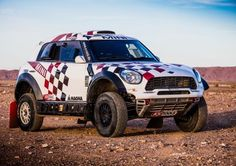 MINI announces global driver line-up of MINI ALL4 Racing crews to challenge 2016…