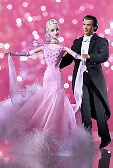 2003 The Waltz Barbie and Ken Giftset, BARBIE & FRIENDS NRFB ARCHIVES