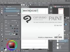 clip studio paint ex serial