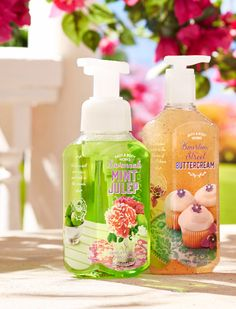 Make your sink BLOOM with fragrance!