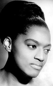 A very young Jessye Norman