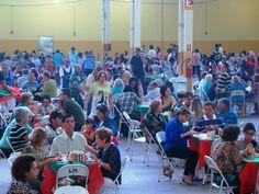 SOCIAIS CULTURAIS E ETC.  BOANERGES GONÇALVES: Lar de Velhos Emmanuel promove Almoço do Dia dos P...