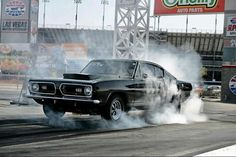 1968 Plymouth Barracuda, Good Burns, Plymouth Cars, Hemi Engine, Mopar Or No Car, Drag Cars, Drag Racing, Hot Cars, Muscle Cars