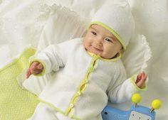 Raglantrøje med rullekanter - Strik til børn - Håndarbejde og strikkeopskrifter - Familie Journal