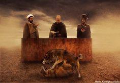 Haris Karagkounidis: Photoshop Manipulation Photography-Showtime