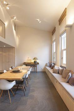 Alexis - Herbosch architectuur - loft te Antwerpen