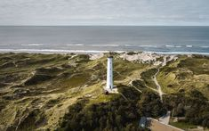 A guide for what to do at and nearby Lyngvig Lighthouse, or Lyngvig Fyr, a historic attraction on the west coast of Denmark.