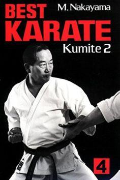 Best Karate: Kumite 2 by Masatoshi Nakayama Paperback) for sale online Shotokan Karate, Karate Kumite, Martial Arts Books, Karate Training, Catch App, Chuck Norris, Spiritual Awareness, Taekwondo, Book Format