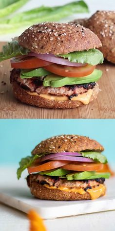 Lower Excess Fat Rooster Recipes That Basically Prime The Perfect Gluten Free Hamburger Buns Recipe Youll Love How Simple This Paleo Bread Recipe Is To Make. Only A Few Ingredients, And Only About 5 Minutes To Get Ready For The Oven. These Paleo Hamburger Burger Bread, Paleo Burger, Keto Buns For Burgers, Gluten Free Hamburger Buns, Gluten Free Buns, Keto Hamburger Bun Recipe, Gluten Free Recipes Videos, Paleo Recipes, Recipe Videos