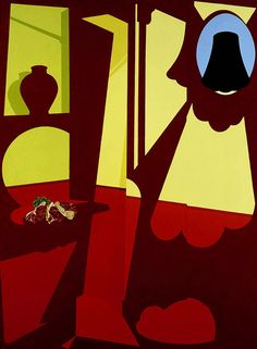 Patrick Caulfield - Hedone's (1996)