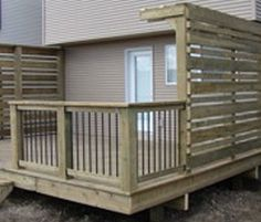 Deck Design Privacy Screens And Decorative Tile On Pinterest