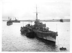 HMS Laforey (G99) was a British L-class destroyer of the Royal Navy. #4B