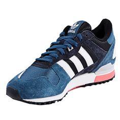 Blaue #Sneaker mit #Streifen von #adidas ab 79,90€ Hier kaufen: http://stylefru.it/s219106 #sport #schuhe #blau