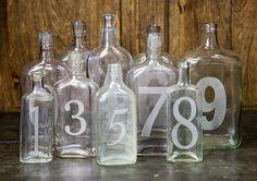 LcSaber Haystack etched bottles, via Flickr.