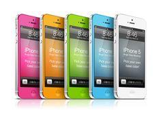 GMF: Free download iPhone 5 Angle View MockUp