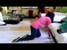 2.Sentar al usuario al borde de la cama (usuario independiente). Gym Equipment, Bike, Bicycle, Bicycles, Workout Equipment