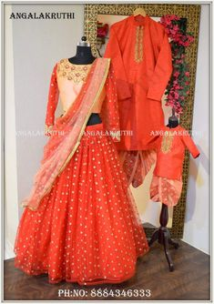 family matching dress designs in bangalore boutique Red Things red color kurta design Mom Daughter Matching Dresses, Mom And Son Outfits, Mom And Baby Dresses, Baby Boy Dress, Twin Outfits, Matching Family Outfits, Kurta Designs, Dress Designs, Traditional Dresses Designs
