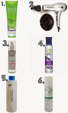 Must-Have Curly Hair Products for soft, bouncy, frizz-free curls