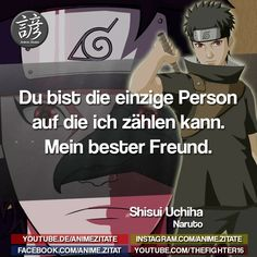 #ShisuiUchiha #Naruto #AnimeZitate Naruto Quotes, Boruto, Memes, Movie Posters, Random, Friendship, Pictures, Meme, Film Poster