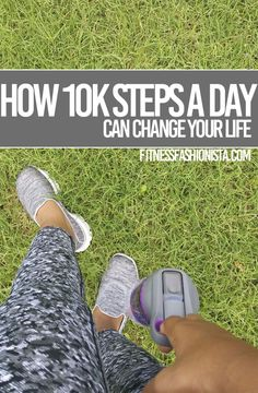 how 10k steps a day can change your life