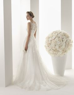 Two by Rosa Clara Wedding Dresses 2014 Collection Part II - MODwedding