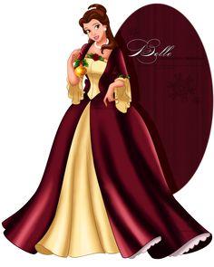 #Princess Belle                                                                                                                                                     Plus
