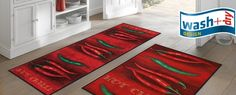Wash+Dry Design Mats by Kleen-Tex. Simply beautiful designer floor mats!