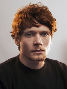 Red Irish Jack O'Connell!  His eyes kill me here