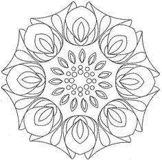 Mandala 462 Mandala Art, Design Mandala, Mandala Pattern, Pattern Art, Mandala Coloring Pages, Colouring Pages, Adult Coloring Pages, Coloring Sheets, Coloring Books