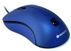 Raton Woxter Netmouse V110 azul #geek #tecnologia #oferta #regalo #novedades Visita http://www.blogtecnologia.es/producto/raton-woxter-netmouse-v110-azul