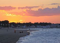 Wollaston Beach, Quincy, MA
