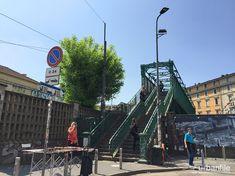 2015-04-24_Genova_Tortona_Ponte_2 San Francisco Ferry, Milan, Fair Grounds, Building, Fun, Travel, Construction, Fin Fun, Trips