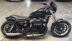 Moto Harley Davidson Sportster 1200 XLH