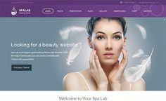 #Site of the Day 27 Dec 2015 Spa Lab Beauty Salon WordPress Theme by Iamdesigning http://www.bestcss.in/user/detail/SpaLabBeautySalonWordPressTheme-3263