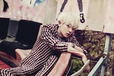 Chanyeol - 150529 Comeback teaser photo - [HQ] Credit: Official EXO Website.