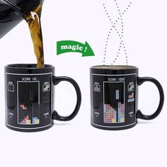 8.96$  Watch here - http://di653.justgood.pw/go.php?t=188782101 - Creative Tetris Pattern Ceramic Heat Sensitive DIY Color Changing Mug For Gifts