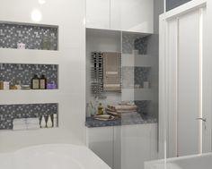 ниши в белой ванной - Поиск в Google