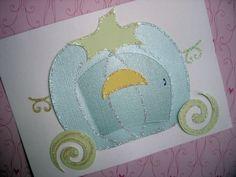 Cinderella Invite Fairy Tale Party Cinderella Baby by PartyBijou