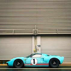 """utwo: """"Ford GT40 © ascaria """""""