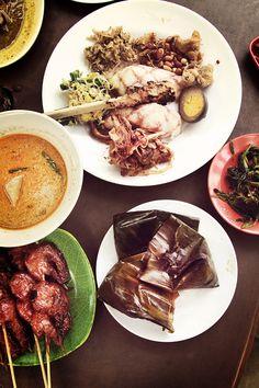 Makanan tradisional dari Bali @XL Axiata #PINdonesia