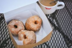 Cronuts on the blog