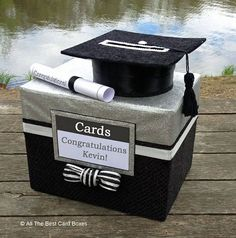 Graduation card box Graduation Announcement Card