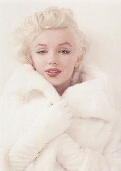 Marilyn Monroe - Photo by Milton Greene
