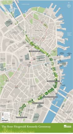 Map of Boston.  This might come in handy next week.