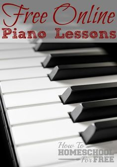 you want your kids to take piano lessons but don't want to foot the bill? Check out these wonderful FREE Online Piano lessons!Do you want your kids to take piano lessons but don't want to foot the bill? Check out these wonderful FREE Online Piano lessons! Free Piano Lessons, Music Lessons For Kids, Music For Kids, Kids Songs, Online Music Lessons, Piano Teaching, Teaching Kids, Learning Piano, Photography Jobs