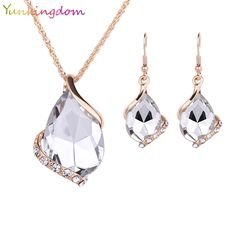 8271d4fa88fcb Charms Wedding Necklaces Earrings Jewelry Sets  Lalbug  BridalJewelrySets   CharmsWeddingNecklaces  CrystalRhinestones  Fashionjewelry