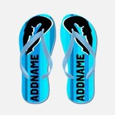 Powerful Diver Flip Flops Calling all Divers! Show your love for Diving with our awesome personalized Gil's Diving Tees and Gifts. http://www.cafepress.com/sportsstar/13516535 #GirlDiver #Lovediving #Platformdiver #HighDiver #LovetoDive #Personalizeddiver
